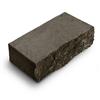 Фасадный камень станд габро рустик