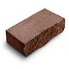 Фасадный камень станд порфир рустик