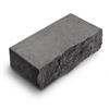 Фасадный камень станд серый рустик