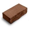 Фасадный камень станд вишня рустик