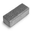 Тротуарная плитка Паркет 21-7-6 серый Фьюжн