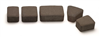 Тротуарная плитка Римский камень К-6 ГРАФИТ