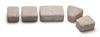 Тротуарная плитка Римский камень К-6 СЕРЫЙ